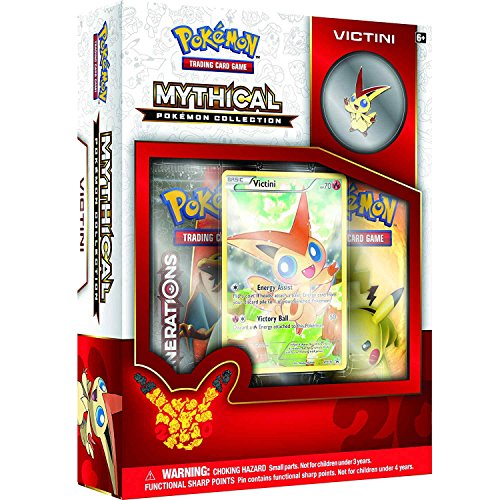 Victini Mythical Collection, pok80093 ()