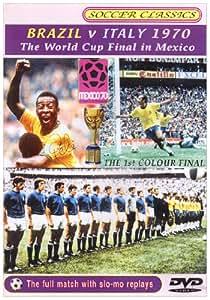 1970 World Cup Final - Brazil Vs Italy [DVD]