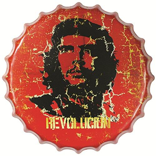 Bouteille Retro Cap Tin Sign Cafe Bar Pub Art Métal Poster Mur Plaque Décor - 53