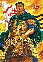 Kingdom - Tome 13 de Yasuhisa Hara