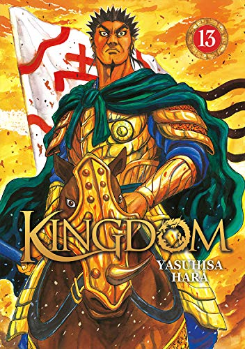 Kingdom Edition simple Tome 13