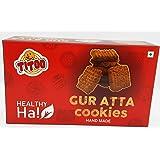 Titoo Gur Atta Cookies 200 Grm