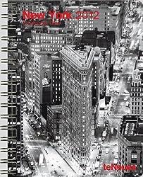 New York Deluxe 2012 Calendar