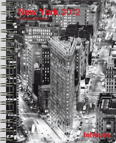 Descargar Libro 2012 New York Deluxe Diary de Blisschristopher