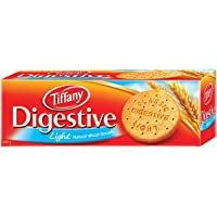Tiffany digestive light biscuits, 400 g