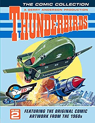 Thunderbirds The Comic Collection Volume 2