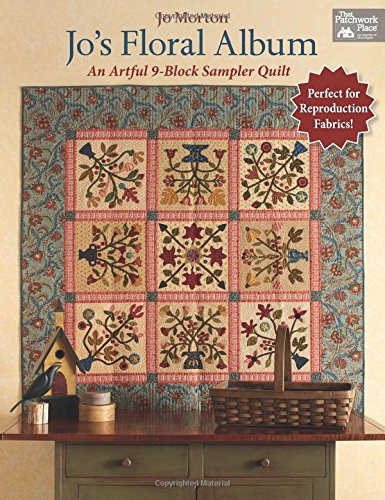 n Artful 9-Block Sampler Quilt ()