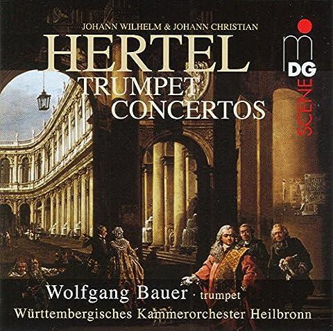 W.Bauer/C.Wetzel/Wuttembergisches Kammerorch.