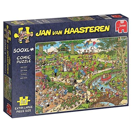 070The Park 500XL Puzzle ()