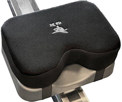 Rudergerät (Modell B), die perfekt passt Concept 2mit Dicker Memory Foam, waschbarer Bezug, und Öffnen auch funktioniert Hervorragend mit Übung Liegerad Size Stationäre Bike