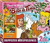 Tiere im Wald - Das kleine Rehkitz/ Bibi und Tina retten die Biber