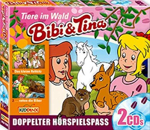 Tiere im Wald - Das kleine Rehkitz/ Bibi und Tina retten die Biber -