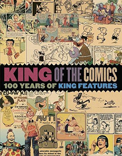 King of the Comics: One Hundred Years of King Features, occasion d'occasion  Livré partout en Belgique