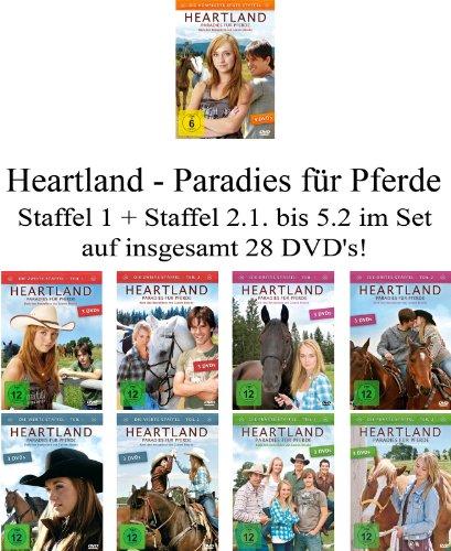 Staffel 1-5 (28 DVDs)