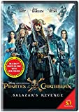 #8: Pirates Of The Caribbean: Salazar's Revenge - DVD