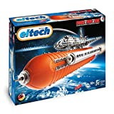 Eitech 00012 - Metallbaukasten - Space Shuttle Deluxe Set, 1400-teilig