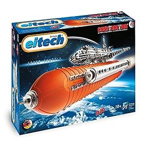 Eitech - Juego de construcción, 1400 piezas (2042530)