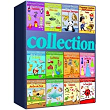 Livre de Dessin: Comment Dessiner des Comics - Collection de 12 Livre (Apprendre Dessiner - Collection)