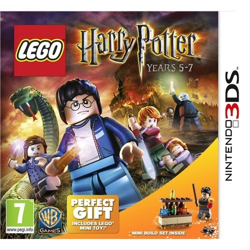 Lego Harry Potter Years 5-7: Mini Toy Edition (Nintendo 3DS) by Warner Bros. Interactive