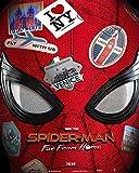 postercinema Spider-Man: Far from Home - Affiche de qualité - cm. 30x40