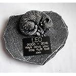 ClassCast Sleeping CAT MEMORIAL PERSONALISED Rock Stone SYMPATHY PET Grave stone Bereavement 7