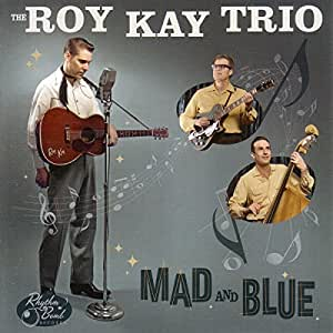 Mad and Blue