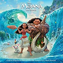 Moana: The Songs [Import USA]