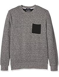 Esprit Mit Brusttasche-Slim Fit, Sweat-Shirt Homme