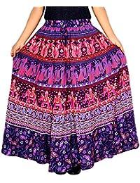 22122b4f7d Purples Women's Skirts: Buy Purples Women's Skirts online at best ...
