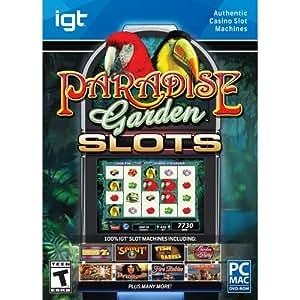 IGT Slots Paradise Garden MAC