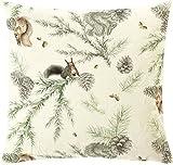 Sander Kissenhülle Baumwolldruck Baumwolle bunt Größe 50x50 cm