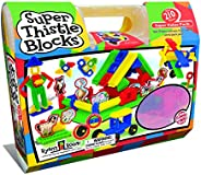 Small World Toys Ryan's Room - Super Thistle Blocks 210 Pc.