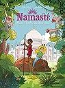 Namasté, tome 2 : Dans l'ombre du dieu singe par Simon