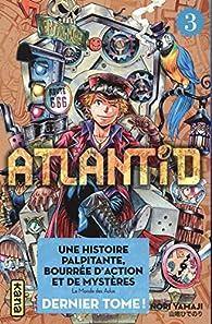 Atlantid, tome 3 par Yamaji Hidenori