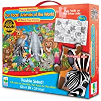 The Learning Journey Fun Facts Puzzle
