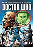 Front cover for the book Emperor of the Daleks by Paul Cornell