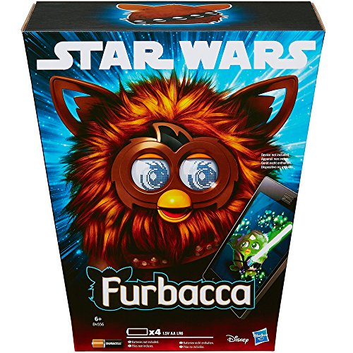 Star Wars - Furbacca, Electronic game (Hasbro B4556)