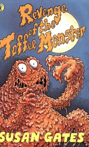 Revenge of the Toffee Monster (English Edition) (Girls-reader Powerpuff)