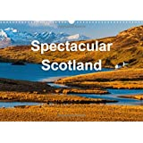 Spectacular Scotland (Wall Calendar 2017 DIN A3 Landscape): Beautiful images of Scotland's spectacular landscape (Monthly calendar, 14 pages) (Calvendo Nature)