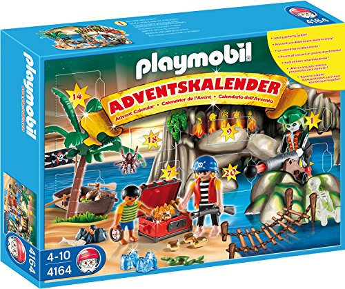 Playmobil Adventskalender Piraten-Schatzhöhle