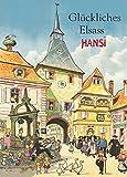 Glückliches Elsass - Jean-Jaques Waltz
