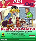 Adi 4.1 français/maths CM2