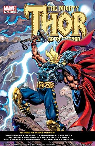 Thor (1998-2004) #57 (English Edition)