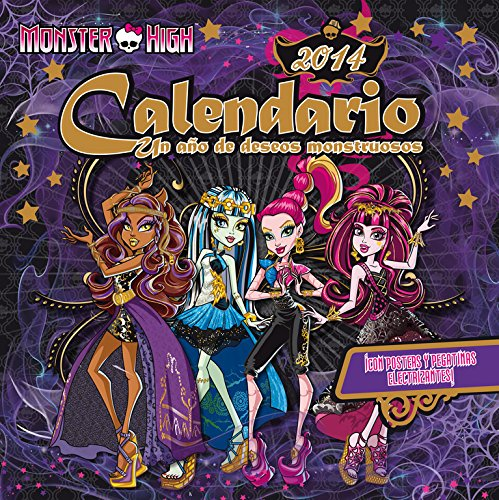Monster Agenda High (Calendario de pared 2014 : Monster High)