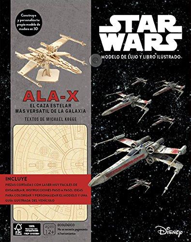 Kit Ala-X. El caza estelar más versátil de la Galáxia