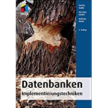 Datenbanken: Implementierungstechniken (mitp Professional)