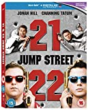 21 Jump Street (2012) / 22 Jump Street - Set [Italia] [Blu-ray]