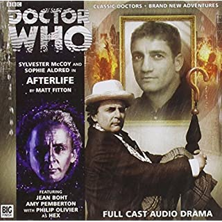 DOCTOR WHO AFTERLIFE (Doctor Who Big Finish)