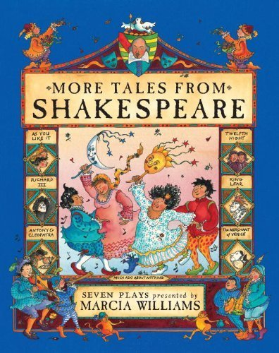 MORE TALES FROM SHAKESPEARE BY (Author)Williams, Marcia[Paperback]May-2005