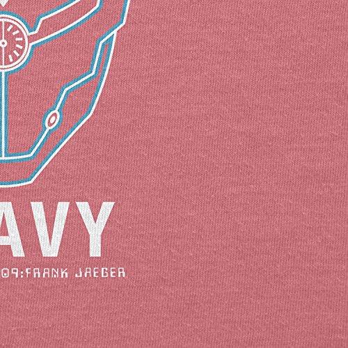 Texlab–Tokugawa Heavy Industry–sacchetto di stoffa Pink